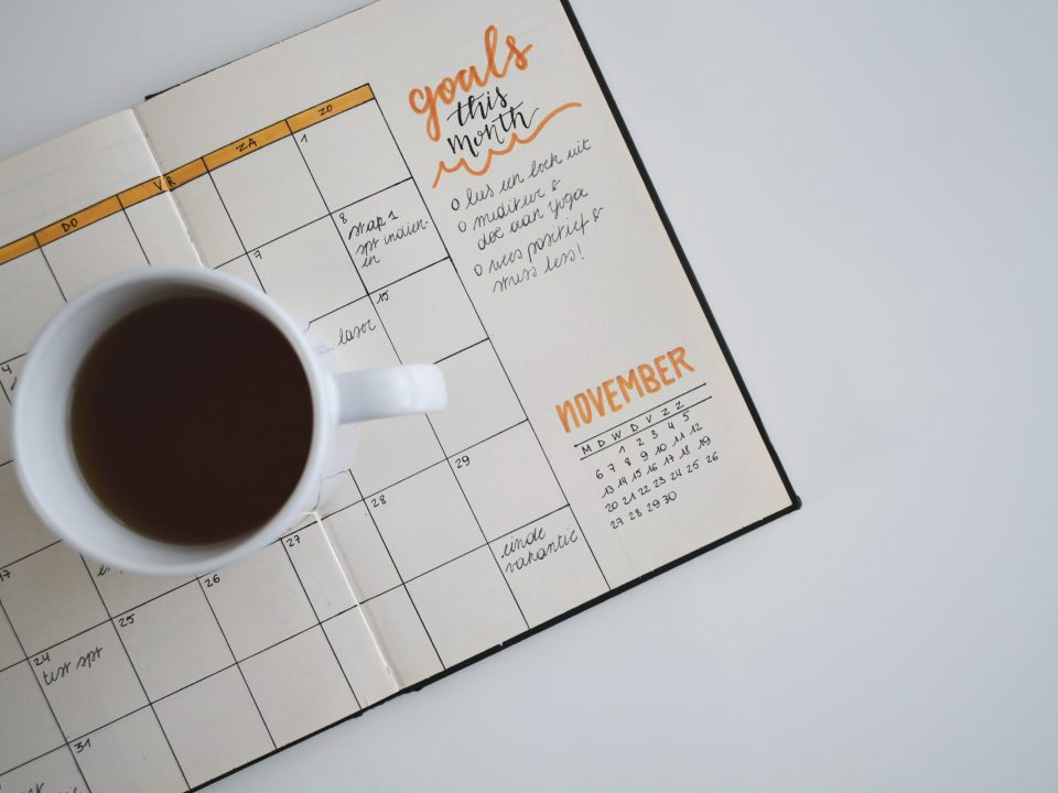 Small Business Marketing Calender