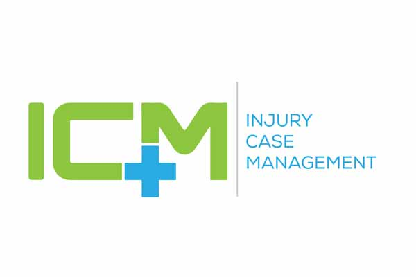 ICM Logo design