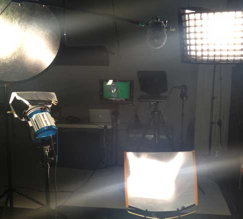 Video Shooting Studio